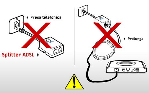 Schema Collegamento Presa Telefonica Rj11 : Collega il router al telefono presa a muro rj